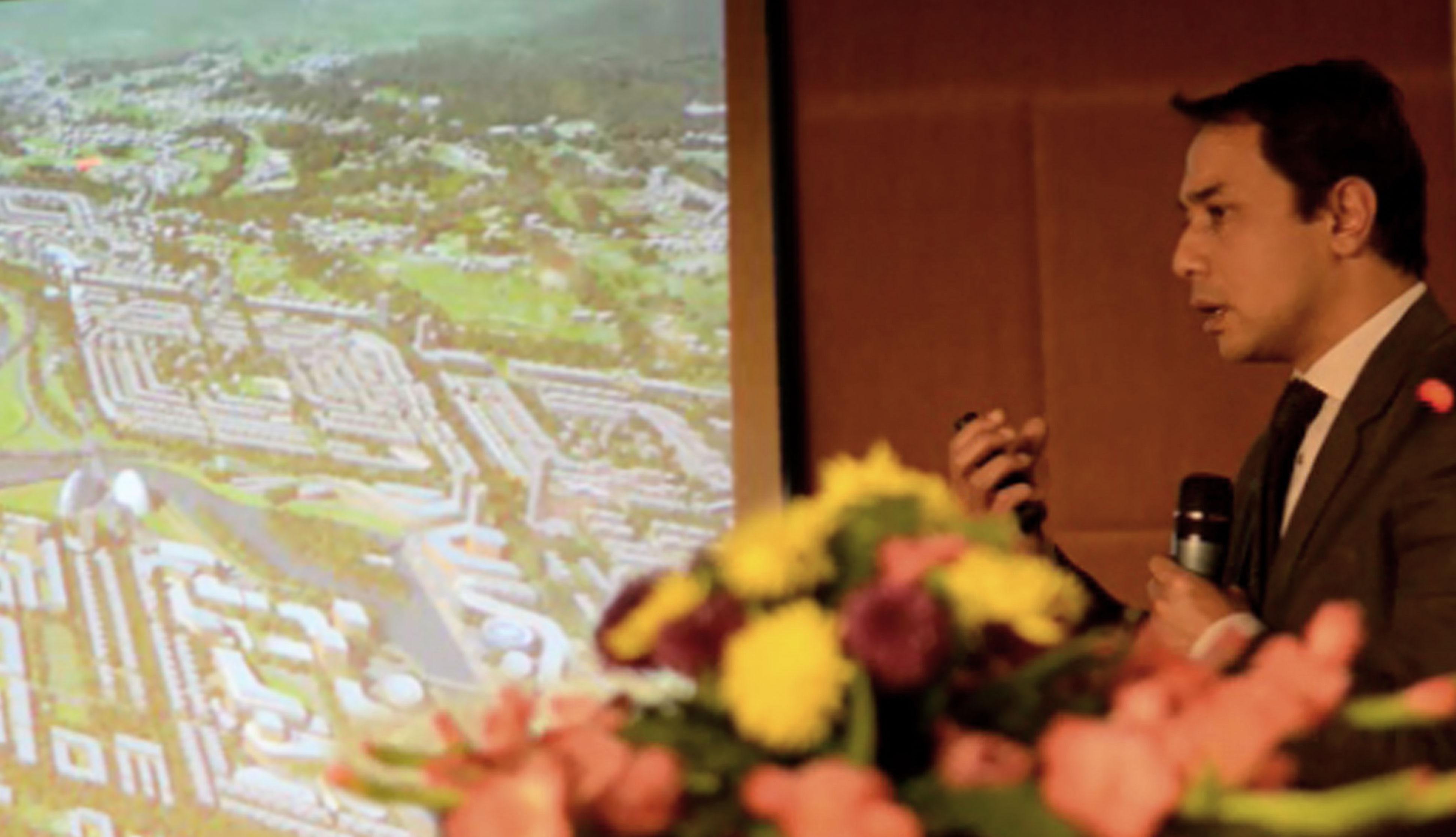 Map Design's Founding Partner Kiran Mathema